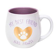 Enchante My Best Friend Has Paws Mug