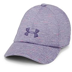 newest e02e2 0f7cc Girls 7-16 Under Armour Logo Renegade Cap