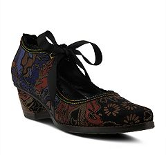 L'Artiste By Spring Step Samantha Women's Mary Jane Shoes