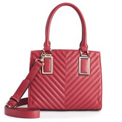 Apt. 9® Sugar Quilted Mini Satchel