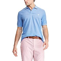 Chaps Men's Classic-Fit Cotton Mesh Polo