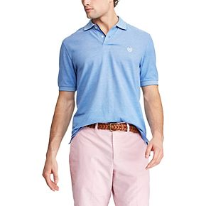 Chaps Men's Classic-Fit Cotton Mesh Polo