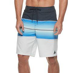 Men's Trinity Collective Striped Stretch Board Shorts