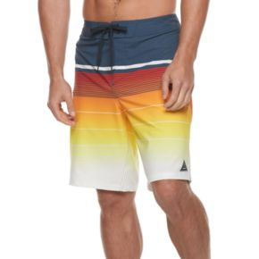 Men's Trinity Collective Striped Stretch Board Shorts