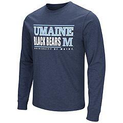 Men's Maine Black Bears Banner Tee