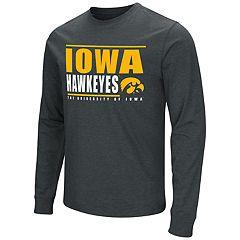 Men's Iowa Hawkeyes Wordmark Tee
