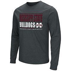 Men's Mississippi State Bulldogs Wordmark Tee