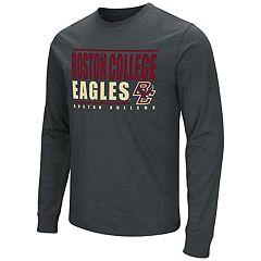 Men's Boston College Eagles Wordmark Tee