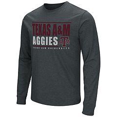 Men's Texas A&M Aggies Wordmark Tee