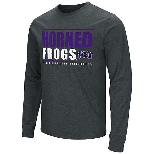 Men's TCU Horned Frogs Wordmark Tee