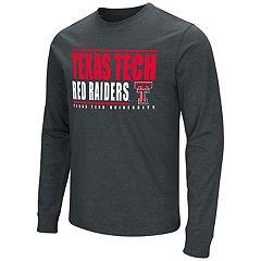 Men's Texas Tech Red Raiders Wordmark Tee