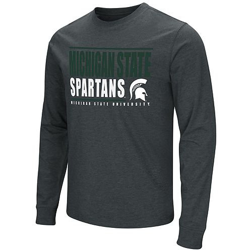 Men's Michigan State Spartans Wordmark Tee