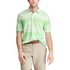 Men's Chaps Classic-Fit Striped Polo