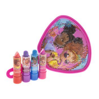 Disney's Fancy Nancy Girls 4-16 Lip Balm & Hand Mirror Set