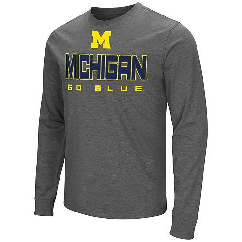 Men's Michigan Wolverines Team Tee