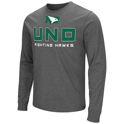 Men's North Dakota Fighting Hawks Team Tee