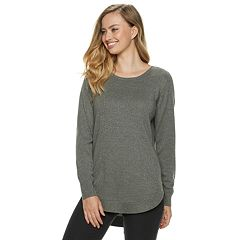 Women's Apt. 9® Ribbed Side Tunic
