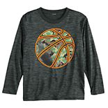 Boys 8-20 Tek Gear® Long-Sleeve Graphic Tee in Regular & Husky