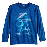 Boys 8-20 Tek Gear® Long-Sleeve Graphic Tee