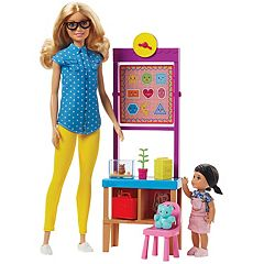 Barbie Teacher Playset