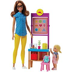 Barbie Teacher Playset