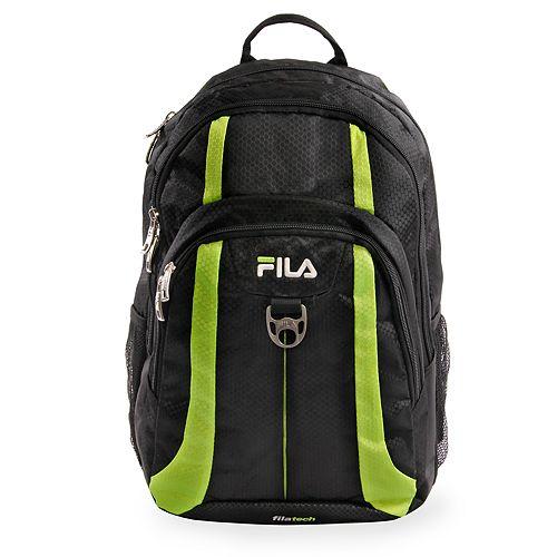 320edb1d1fdc FILA® Edge Laptop   Tablet Backpack