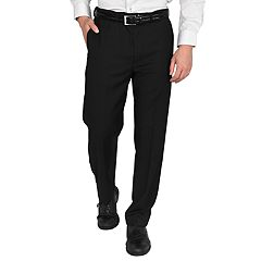 Men's Dockers® Slim-Fit Stretch Flat-Front Dress Pants