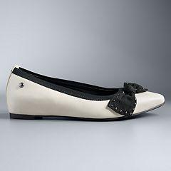 Simply Vera Vera Wang Stork Women's Ballet Flats
