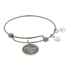 love this life 'Mom' Bangle Bracelet
