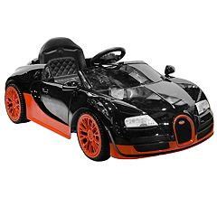 Kid Motorz Bugatti Veyron Ride-On Vehicle