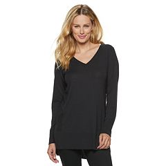 Women's Apt. 9® Ribbed Back Tunic