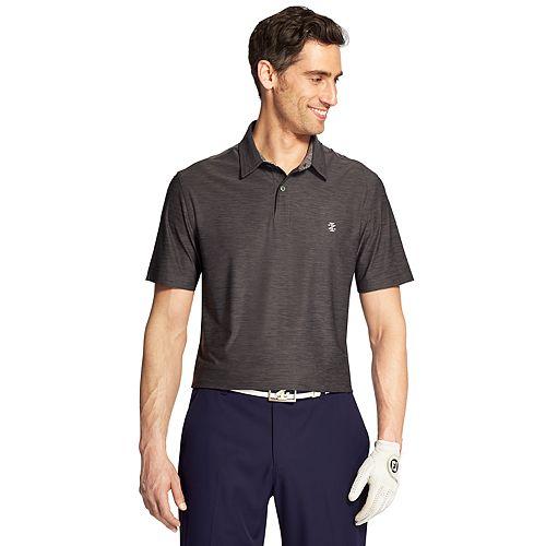 88a53fef8 Men's IZOD SwingFlex Title Holder Classic-Fit Performance Golf Polo