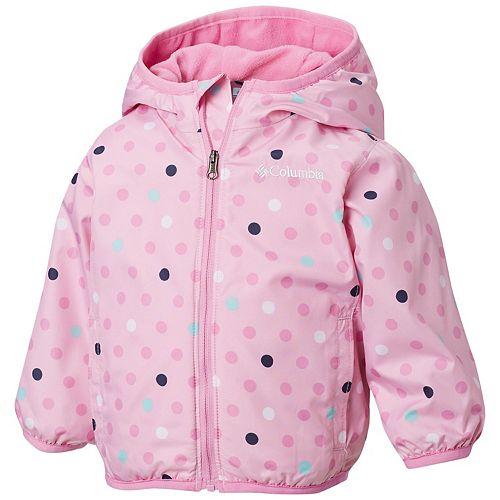 Baby Girl Columbia Midweight Print Jacket