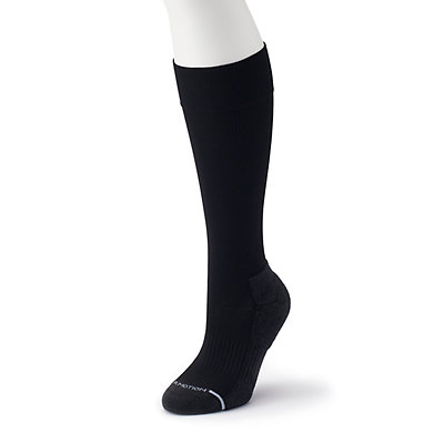 Women's Dr. Motion Performance Sport Knee-High Compression Socks