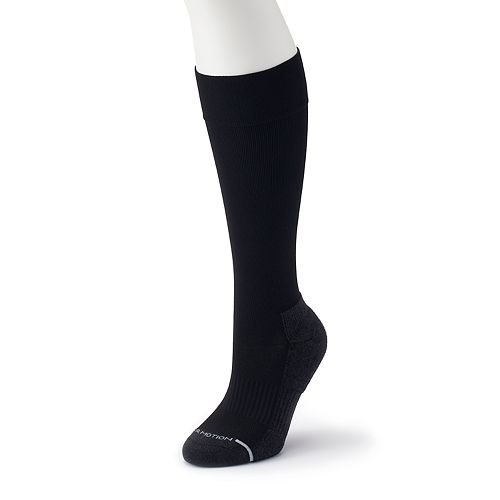 1498ca00ecf Women s Dr. Motion Performance Sport Knee-High Compression Socks