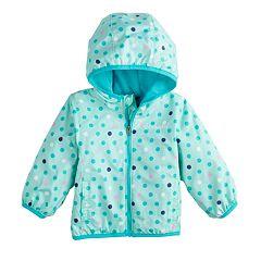 Toddler Girl Columbia Midweight Print Jacket