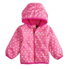 Toddler Girl Columbia Midweight Print Jacket