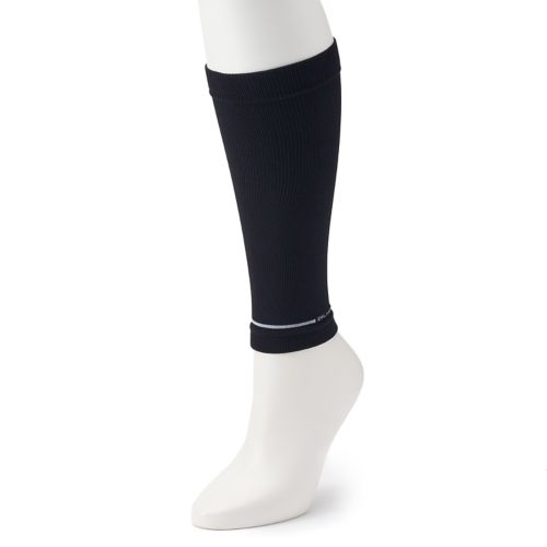 Women's Dr. Motion Solid Sport Compression Calf Sleeve by Kohl's