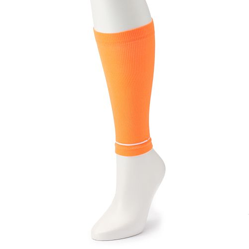 Women's Dr. Motion Solid Sport Compression Calf Sleeve