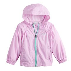 Toddler Girl Jumping Beans® Waterproof Rain Jacket