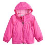 Toddler Girl Jumping Beans® Waterproof Rain Jacket