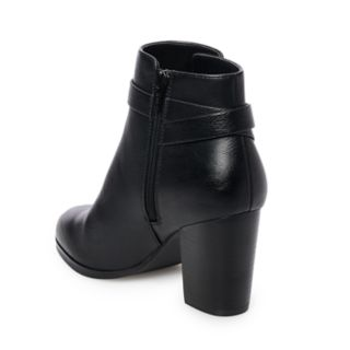 Apt. 9® Fortnight Women's High Heel Ankle Boots