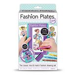 Fashion Plates Travel Design Set