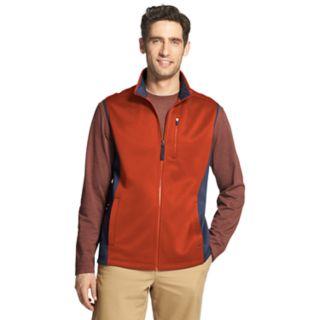 Men's IZOD Spectator SportFlex Stretch Fleece Vest