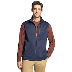 Men's IZOD Spectator SportFlex Stretch Fleece Vest