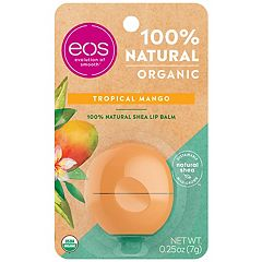 eos Organic Tropical Mango Lip Balm Sphere