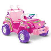 Kid Motorz Picnic De 4x4 Two Seater Ride-On Vehicle