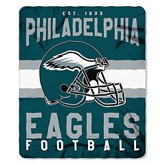 Philadelphia Eagles Clear Stadium Tote & Throw Blanket Set