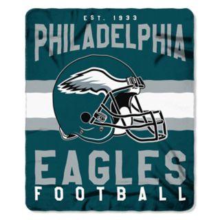 Philadelphia Eagles Clear Stadium Tote & Throw Blanket Set