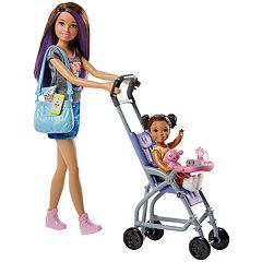 Barbie Skipper Babysitters Inc. Doll Set